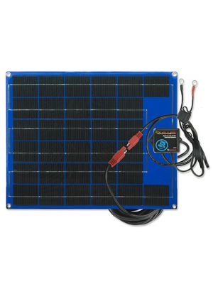 SP-25 SolarPulse 12V Battery Solar Charger Maintainer, 25W