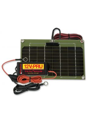 12VPSC PulseTech 12V Battery Solar Pulse Charger Maintainer, 2W