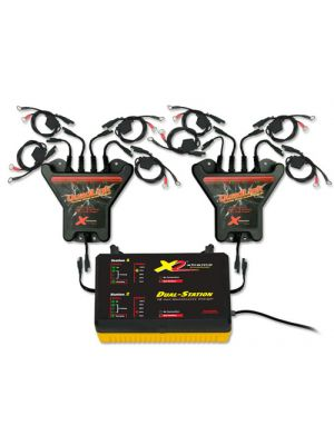 Xtreme Charge QuadLink 8-Station Battery Charger Kit