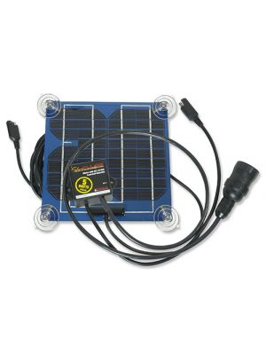 SP-5-OBD-T SolarPulse 12V Temporary Solar Charger Maintainer, 5W