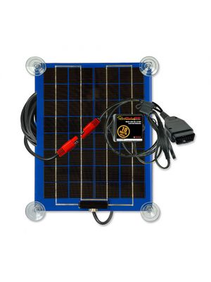 SolarPulse SP-10-OBD-A 12V Solar Charger Maintainer, 10W