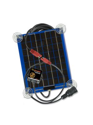 SolarPulse SP-12-OBD-T 12V Battery Solar Charger Maintainer, 12W
