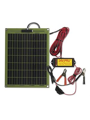 24VPSC-10W PulseTech Battery Solar Pulse Charger Desulfator, 10W
