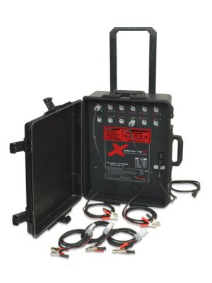 SC-12 Xtreme Charge 12-Station HD Battery Charger Maintainer