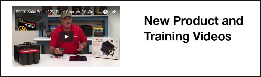PulseTech New Product and Training Videos banner